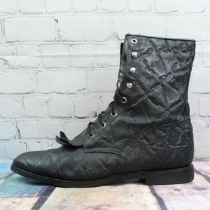 NEOLITE Lace-up Ankle Boots Size 10.5